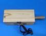 Box per moxibustione in legno